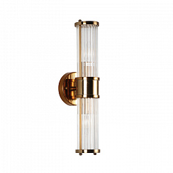 Настенный светильник Delight Collection Claridges KM0768W-2 brass